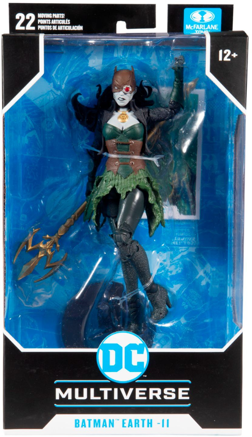 McFarlane DC Multiverse The Drowned 7-Inch Action Figure in package