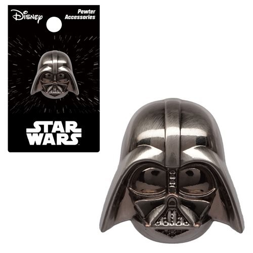 Star Wars Darth Vader Pewter Pin