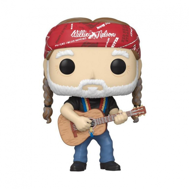 Willie Nelson Funko Pop Vinyl Figure