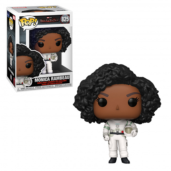 WandaVision Monica Rambeau Funko Pop Vinyl Figure #825 with box