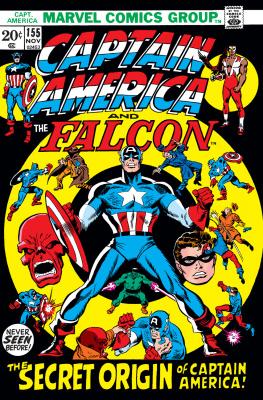 Captain America #155 - November 1968