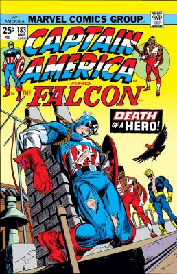 Captain America #183 - March 1975