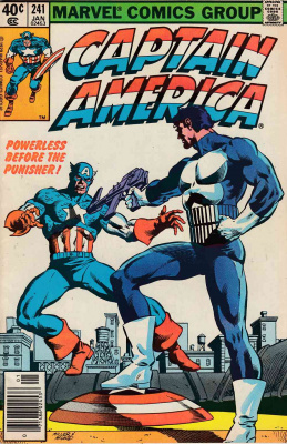 Captain America #241 - January 1980
