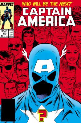 Captain America #333 - September 1968