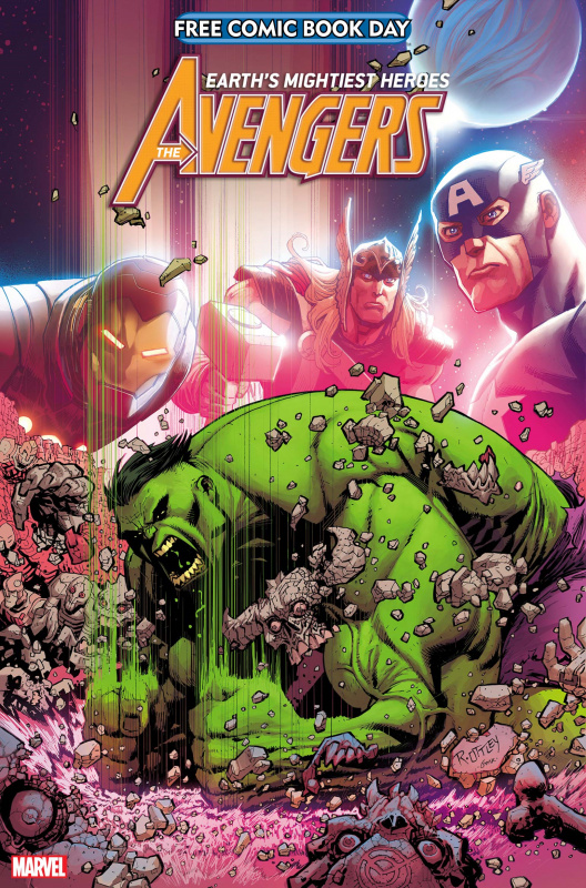 Free Comic Book Day 2021: Avengers/Hulk