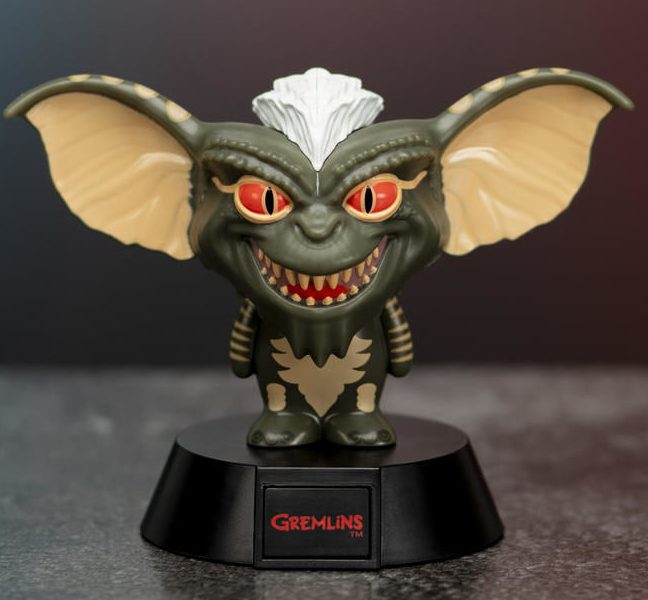 Gremlins Stripe Icon Light