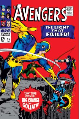 Marvel The Avengers #35 December 1965