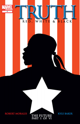 Marvel Truth: Red, White and Black #1 (January 2003)