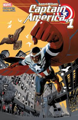 Marvel.com Captain America: Sam Wilson (2015) #1