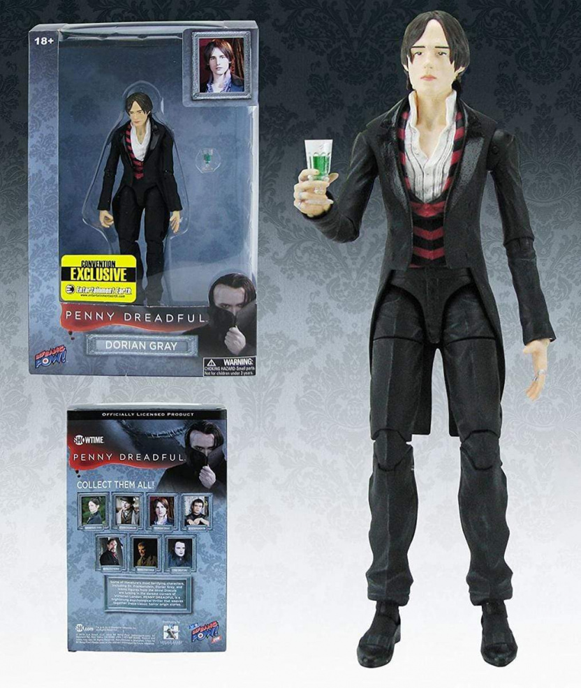 Penny Dreadful Dorian Gray 6-inch figure - Convention Exclusive
