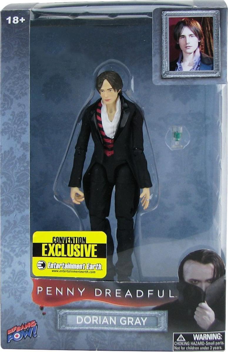 Penny Dreadful Dorian Gray 6-inch figure - Convention Exclusive in box