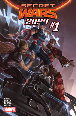 Secret Wars 2099 #1 (May, 2015)