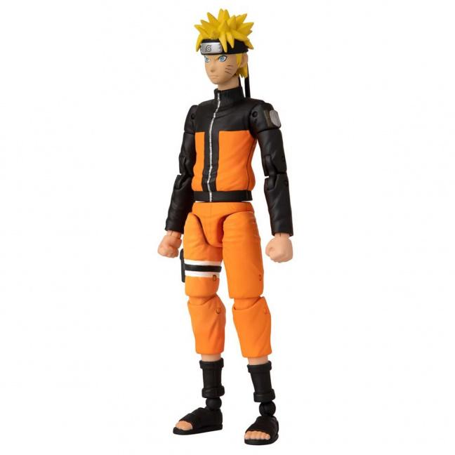 Anime Heroes Naruto Uzumaki Action Figure - Shonin Jump Naruto Shippuden figure