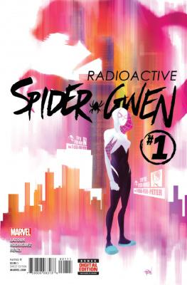 Spider-Gwen #1 (October 2015)