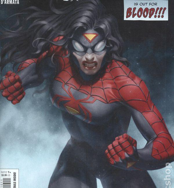 Spider-Woman #10 Cover A Jung-Geun Yoon