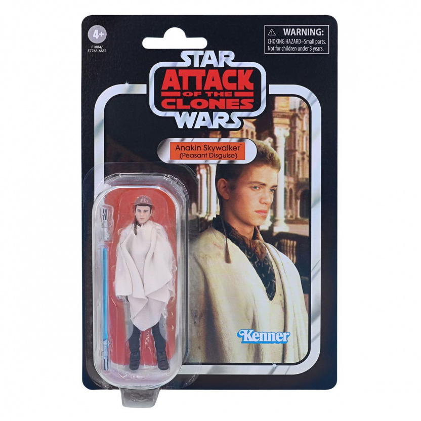 Star Wars The Vintage Collection 2020 Action Figures Wave 5 - Anakin Skywalker in box 2