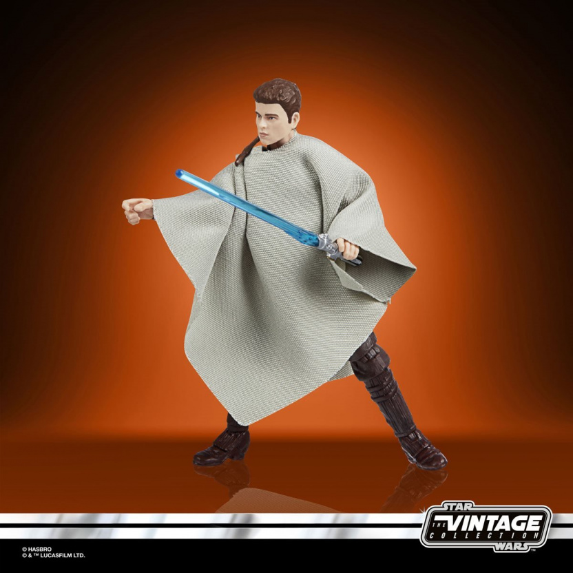 Star Wars The Vintage Collection 2020 Action Figures Wave 5 - Anakin Skywalker side 2