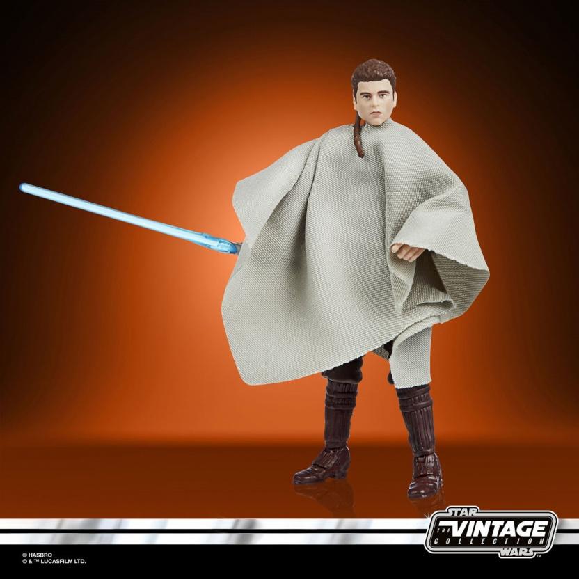 Star Wars The Vintage Collection 2020 Action Figures Wave 5 - Anakin Skywalker side
