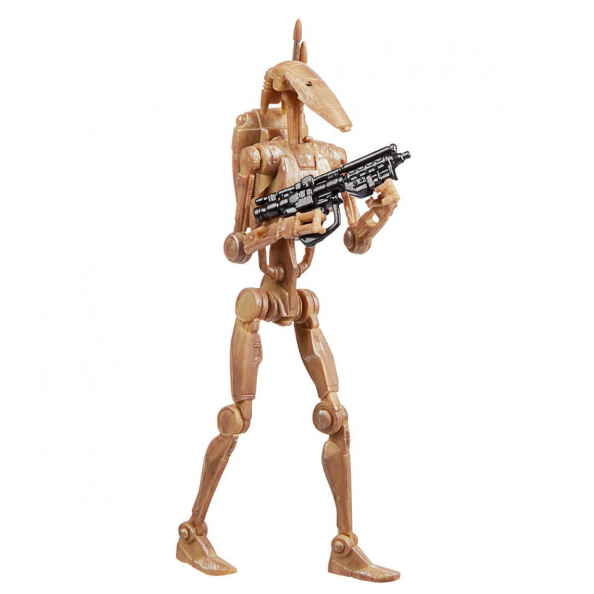 Star Wars The Vintage Collection 2020 Action Figures Wave 5 - Battle Droid with gun