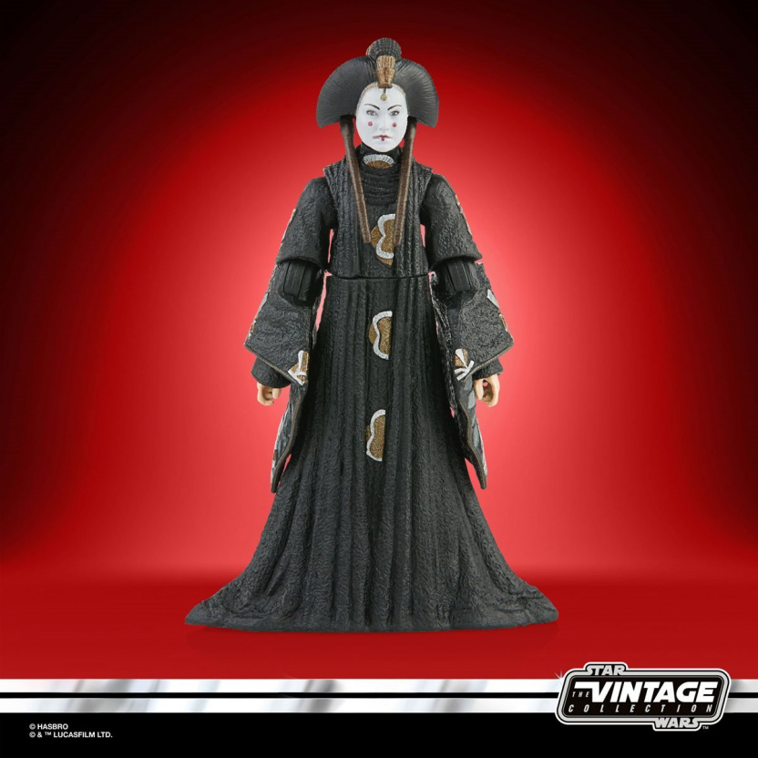 Star Wars The Vintage Collection 2020 Action Figures Wave 5 - Queen Amidala 2