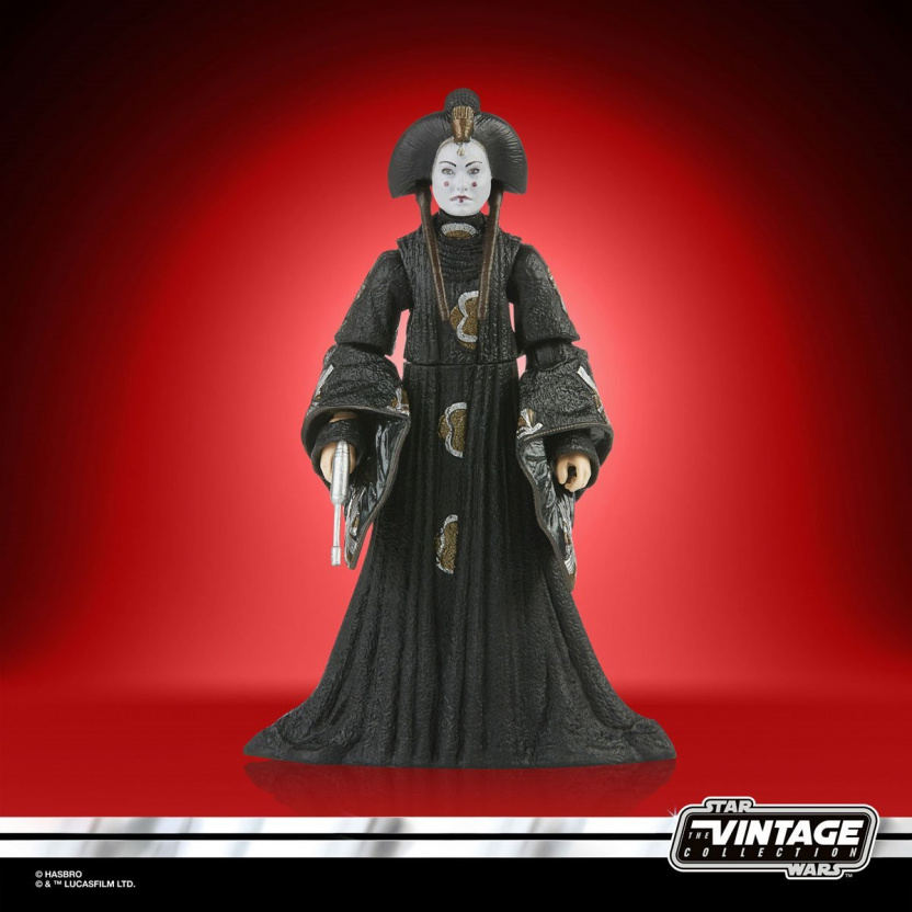 Star Wars The Vintage Collection 2020 Action Figures Wave 5 - Queen Amidala