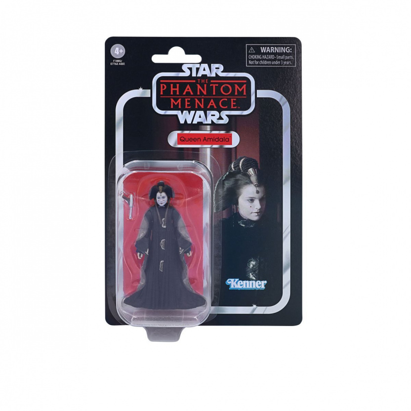 Star Wars The Vintage Collection 2020 Action Figures Wave 5 - Queen Amidala in box 2