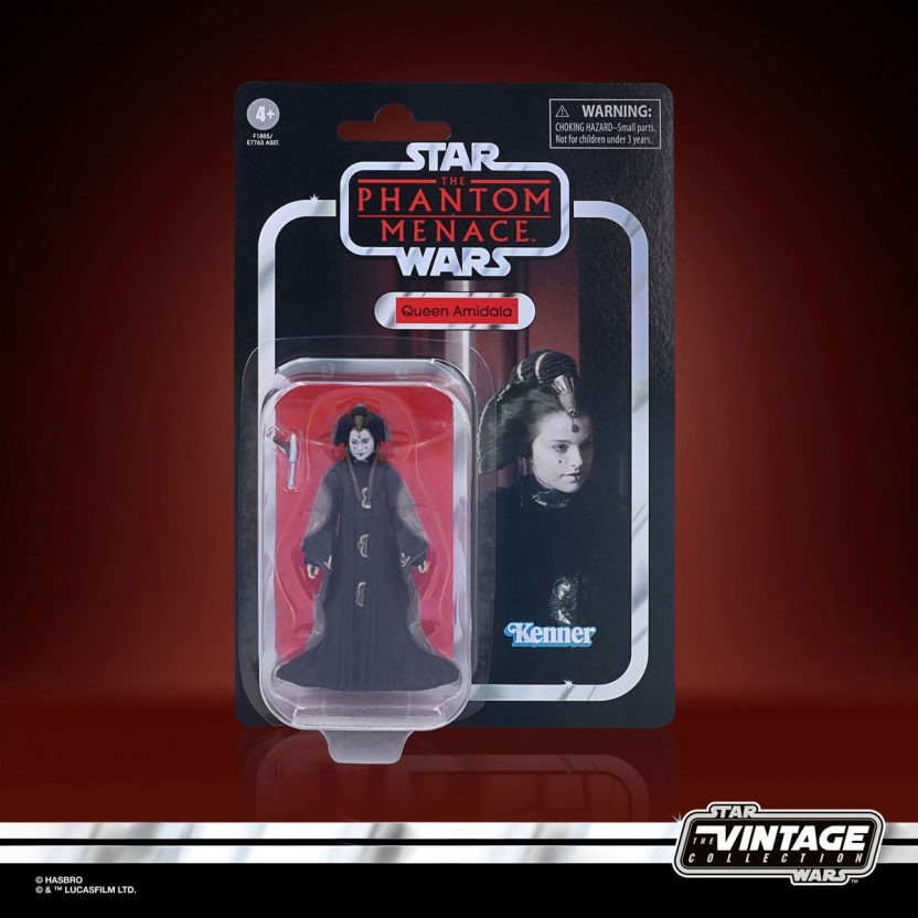 Star Wars The Vintage Collection 2020 Action Figures Wave 5 - Queen Amidala in box