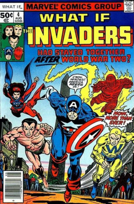 What if #4 - Captain America - July 1977