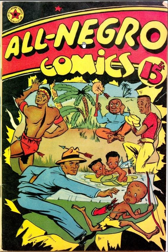 All-Negro Comics #1 - June 1, 1947