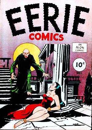 Eerie Comics #!