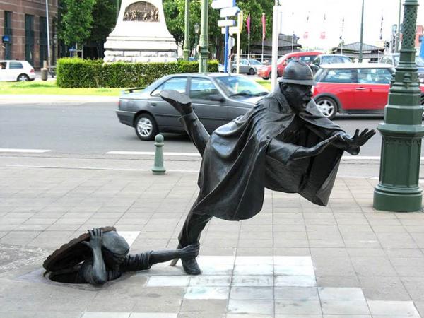 De Vaartkapoen - by Tom Frantzen (Brussels, Belgium)