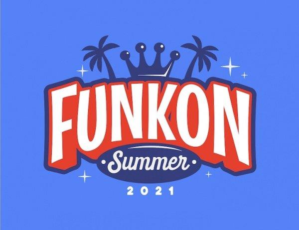Funkon Summer 2021 logo