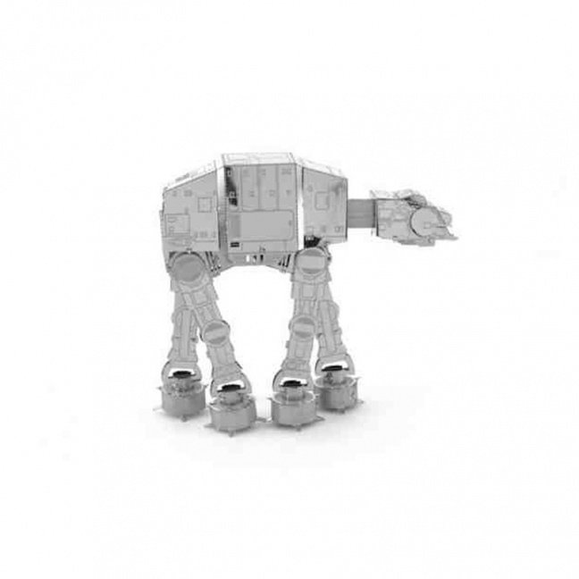 AT-AT Walker (All Terrain Armored Transport) 3D Metal Puzzle right side