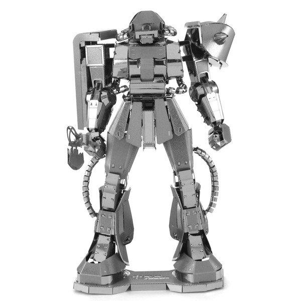Gundam MS-06 Zaku II 3D Metal Puzzle