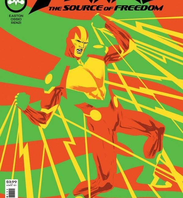 Mister Miracle The Source Of Freedom #1 Cover A Yanick Paquette
