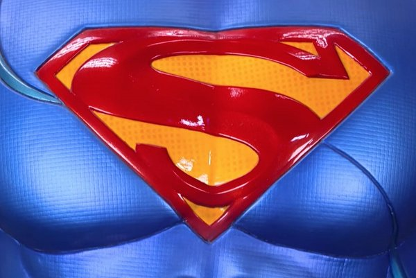 Superman Chest S