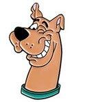 Scooby-Doo metal enamel pins Scooby1