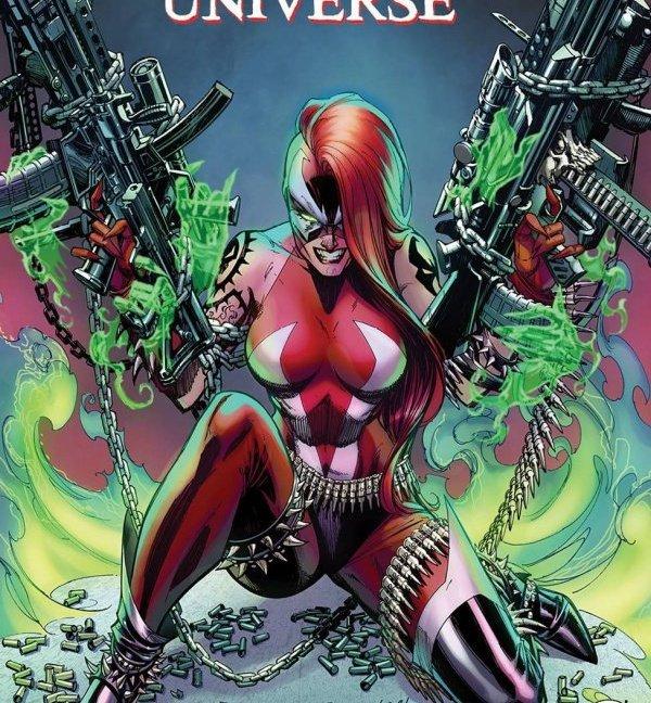 Spawn Universe #1 J. Scott Campbell original cover