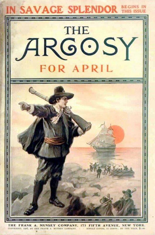 The Argosy magazine, April 1906