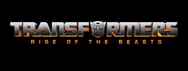 Transformers Rise of the Beasts movie official logo