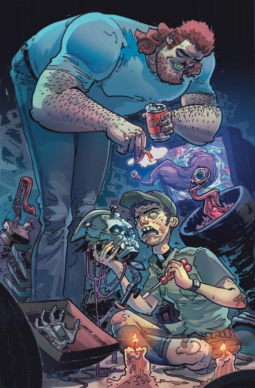 DC Horror Presents: Soul Plumber