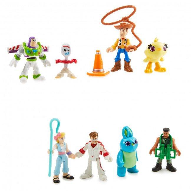 Disney Pixar Toy Story Deluxe Figure Pack