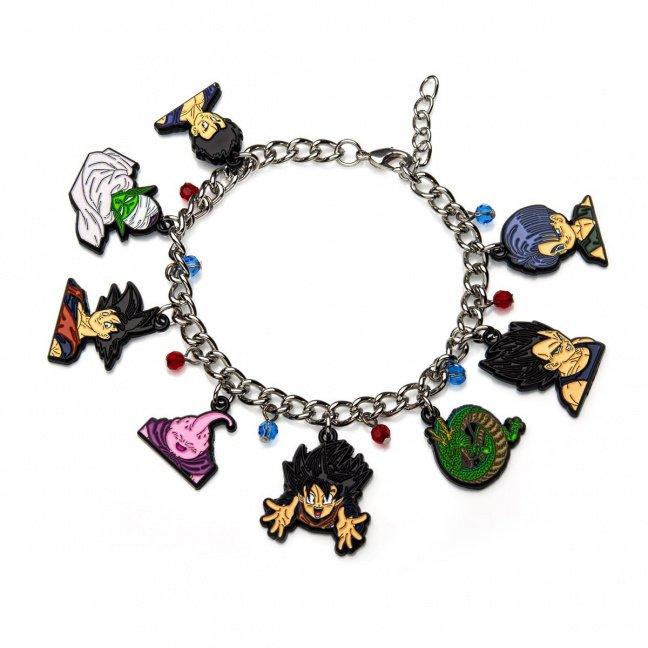 Dragon Ball Z character charm bracelet 2