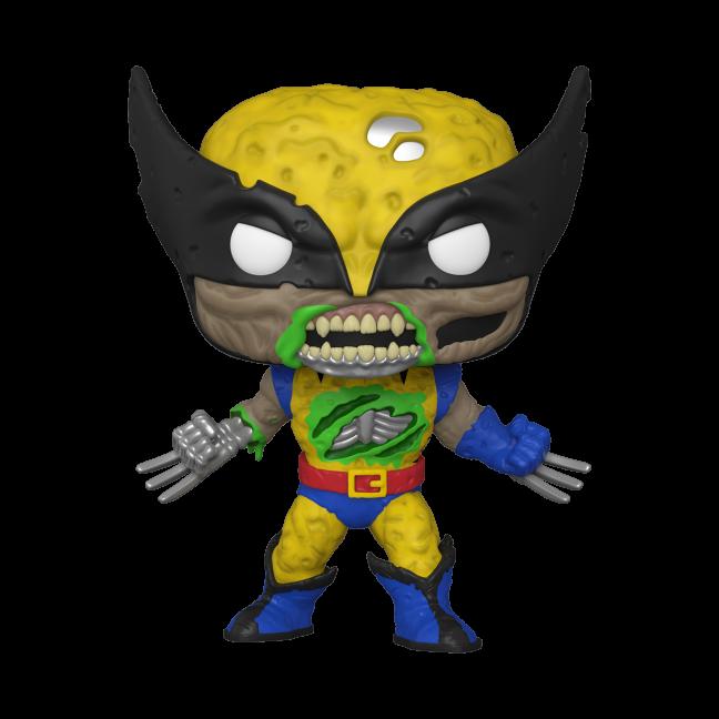 "Funko POP! Marvel: Marvel Zombies- 10"" Funko Pop Wolverine #696 - Exclusive"