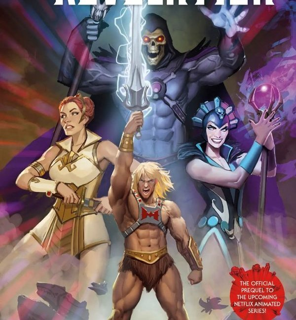 Masters of the Universe: Revelation #1 Cover A Sejic