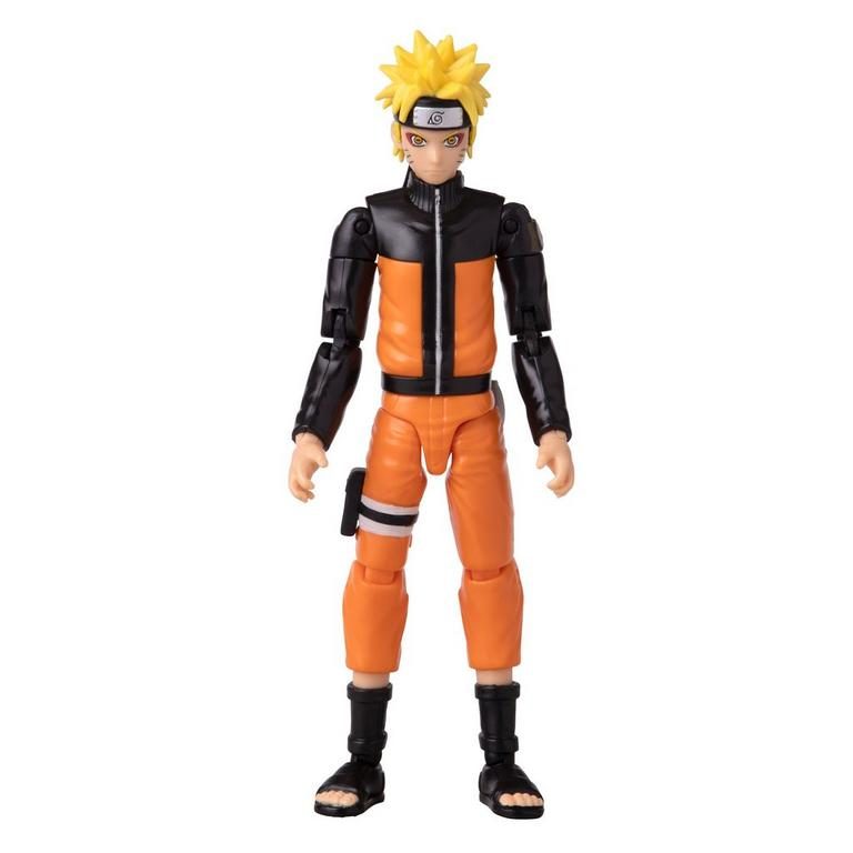 Naruto Anime Heroes Naruto Sage Mode 6-inch action figure front