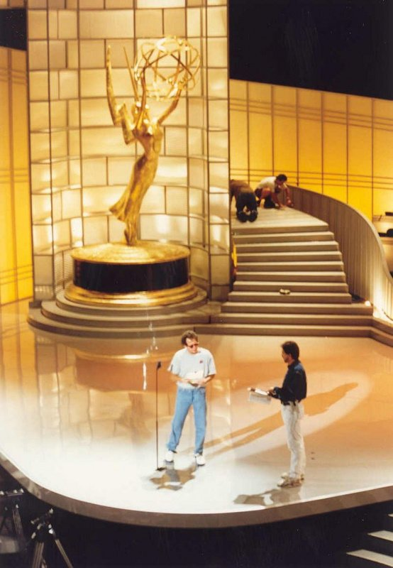 Photo taken at the 45th Emmy Awards 9/19/93