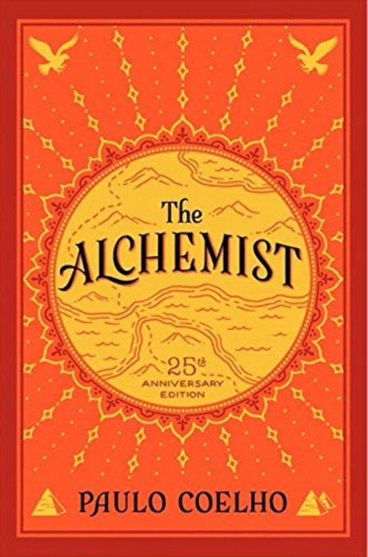 The Alchemist cover