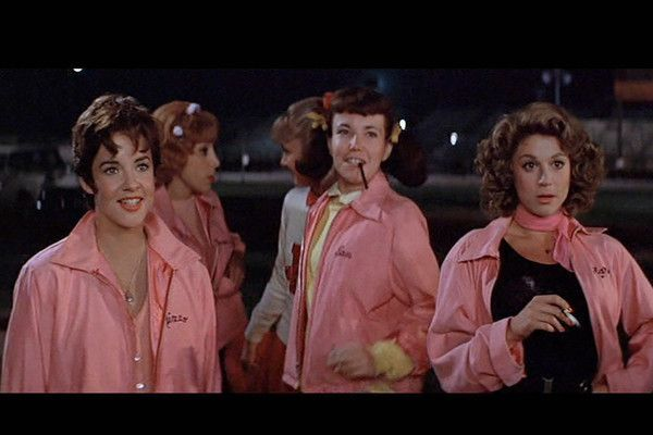 The Pink Ladies from the original Grease movie