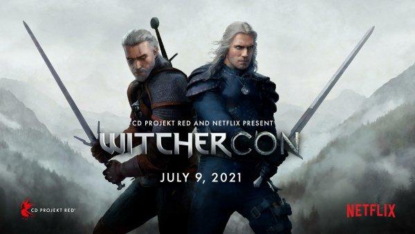 Witchercon July 9, 2021 Netflix